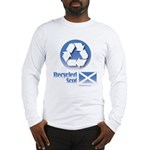 Recycled Scot Long Sleeve T-Shirt