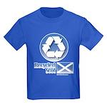 Recycled Scot Kids Dark T-Shirt
