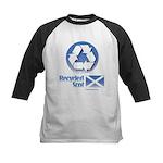 Recycled Scot Kids Baseball Jersey
