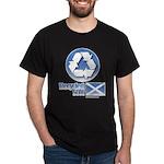 Recycled Scot Dark T-Shirt