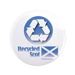 """Recycled Scot 3.5"""" Button (100 pack)"""