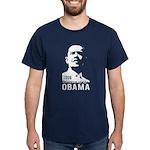 Barack Obama 2008 - Stencil Dark T-Shirt 2