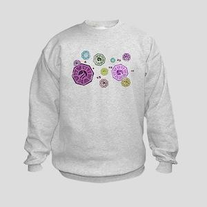 Dharma Vintage Pastel Kids Sweatshirt
