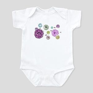 Dharma Vintage Pastel Infant Bodysuit