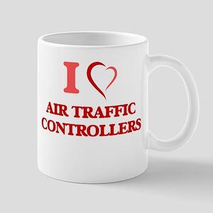 I love Air Traffic Controllers Mugs
