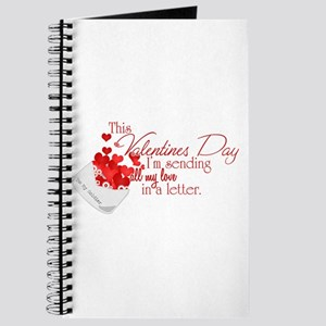 Love Letters (Soldier) Journal