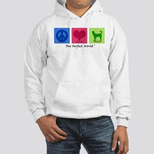 Peace Love Canaan Hooded Sweatshirt