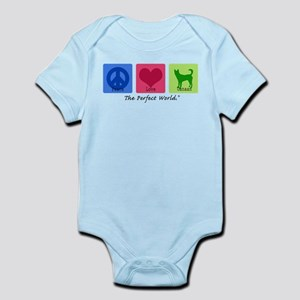 Peace Love Canaan Infant Bodysuit