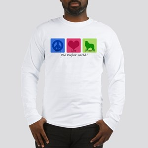 Peace Love Pyrenees Long Sleeve T-Shirt