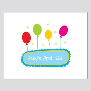 Baby's First Eid Posters