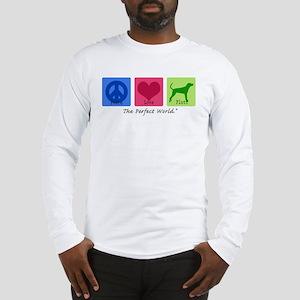 Peace Love Plott Long Sleeve T-Shirt