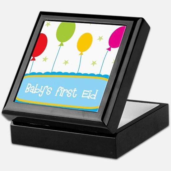 Baby's First Eid Keepsake Box