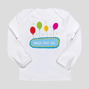 Baby's First Eid Long Sleeve T-Shirt