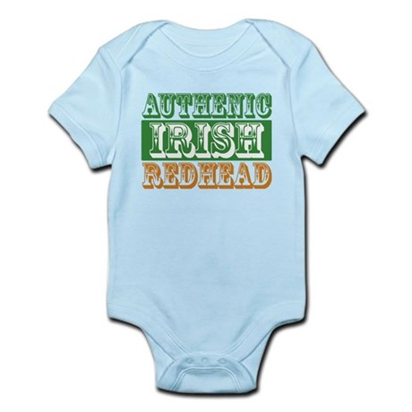 Authentic Irish Redhead Infant Bodysuit