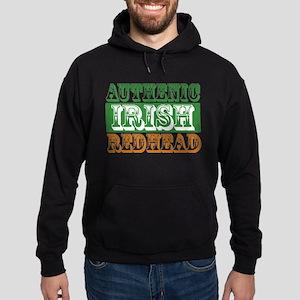 Authentic Irish Redhead Hoodie (dark)