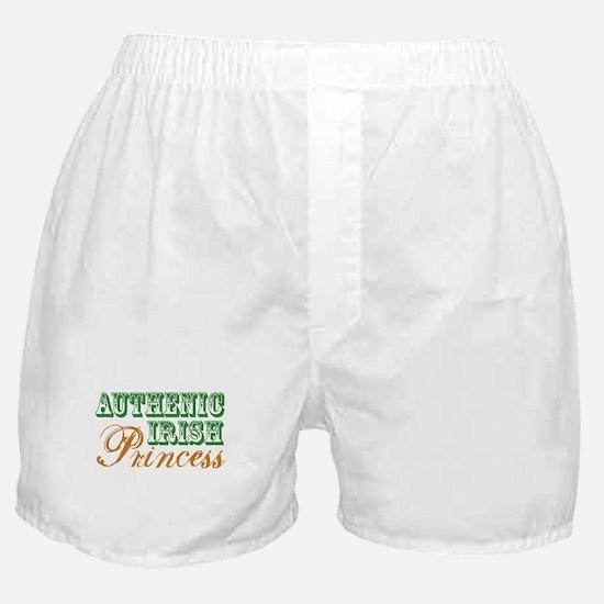 Authentic Irish Princess Boxer Shorts
