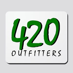 420 OUTFITTERS Mousepad