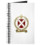 HERTEL Family Crest Journal