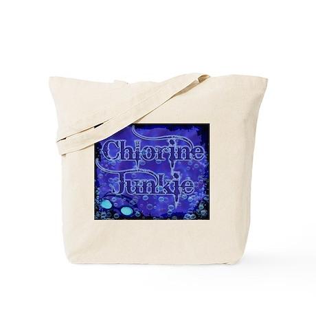 ChlorineJunkie5 Tote Bag