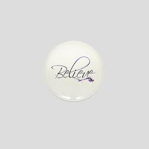 Believe Mini Button