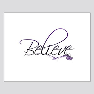 Believe Small Poster