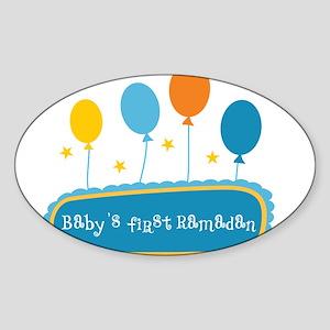 Baby's First Ramadan Sticker