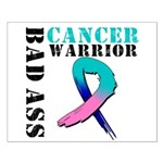 Cancer Warrior Small Poster