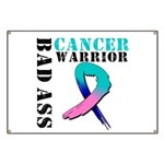 Cancer Warrior Banner