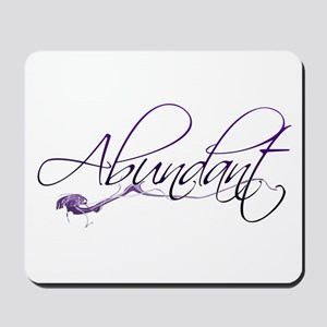 Abundant Mousepad