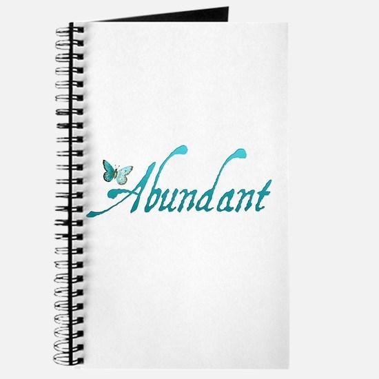 Abundant Journal