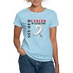 Bone Cancer Warrior Women's Light T-Shirt