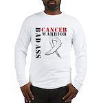 Bone Cancer Warrior Long Sleeve T-Shirt