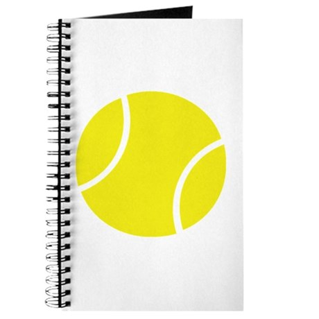 tennis ball Journal