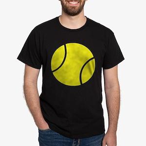 tennis ball Dark T-Shirt