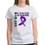 PancreaticCancer Warrior Women's T-Shirt