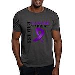 PancreaticCancer Warrior Dark T-Shirt