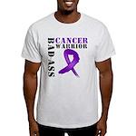 PancreaticCancer Warrior Light T-Shirt