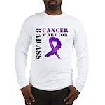 PancreaticCancer Warrior Long Sleeve T-Shirt
