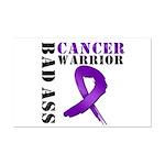 PancreaticCancer Warrior Mini Poster Print
