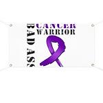 PancreaticCancer Warrior Banner
