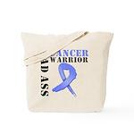 Esophageal Cancer Warrior Tote Bag