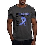 Esophageal Cancer Warrior Dark T-Shirt