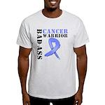 Esophageal Cancer Warrior Light T-Shirt