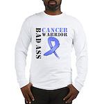 Esophageal Cancer Warrior Long Sleeve T-Shirt