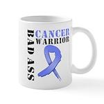 Esophageal Cancer Warrior Mug