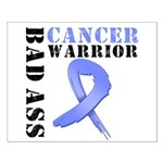 Esophageal Cancer Warrior Small Poster
