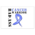 Esophageal Cancer Warrior Large Poster