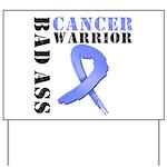 Esophageal Cancer Warrior Yard Sign