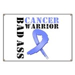 Esophageal Cancer Warrior Banner