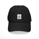 HURET Family Crest Black Cap